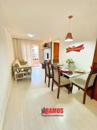Lindíssimo apartamento de 2 quartos á 350 metros da praia de camburi!