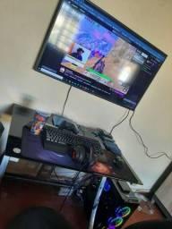 Pc gamer  R7 2700x 16gb  tv4k 43polegadas