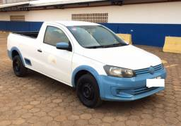 Vendo Nova Saveiro CS Flex - 2014 Branco