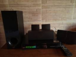 Home Theater DVDPlayer Full 1000w