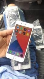 iPhone 8 Plus 64Gb novo de vitrine vendo ou troco passo cartão