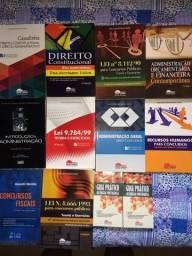 Livros para Concursos + Brinde Guia Pratico da Língua Portuguesa