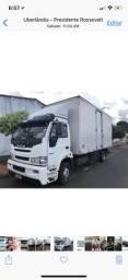 Caminhão baú iveco vertis - 2011