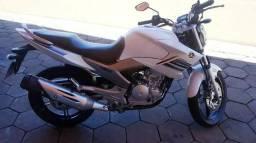 Yamaha Fazer 250 branca 2015 - 2015