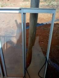 Vendo essa janela de alumínio