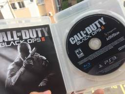 Call of duty black 2 ps3 semi novo mídia física