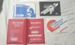 Honda Cg - 1991