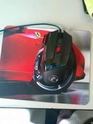 Mouse, teclado e headset (LEIA O ANÚNCIO, PRA NINGUÉM PERDER O TEMPO)