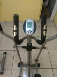 Bicicleta Ergométrica e Transport Magnético