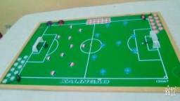 Jogo de futebol de botões Com campo