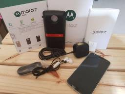 Moto Z Play 32gb + Snap Jbl