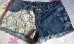 Shorts Novos 40