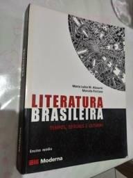 Livro: Literatura Brasileira Abaurre e Pontara