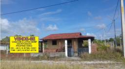 Vende-se casa na Praia de Atapuz Goiana-PE construída em em 2 terrenos de 15x30 cada Total