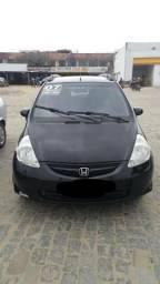 Honda Fit 1.4 Preto - Desconto o Ipva(1125,00). Valor pra vender rápido - 2007 - 2007