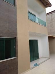 Casa duplex 3 quartos sendo uma suíte 2 Salas Jardim Guanabara