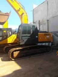 Escavadeira Hyndai Modelo 210 Lc 7 - 2010