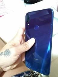 Xiaomi note 7 vendo ou troco por iPhone dou volta em dinheiro