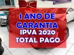 Hyundai HB20 2019 - 1 ano de garantia - ipva 2020 Pago - 2019