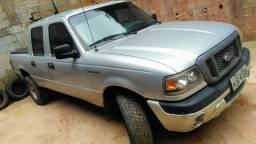 Vendo ou troco Ranger 4X4 2008 diesel - 2008