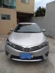 Corolla 2016 XEI com 37 KM rodados e GNV 5 geração - 2016