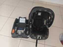 BB conforto Peg perego unissex importado com base carro