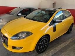 (Junior Veiculos) Fiat Bravo 1.8 Sporting Teto Solar - 2013