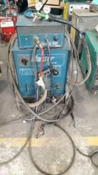 Ferramentas para restauração de rodas completo com torno
