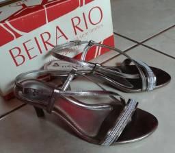 Sandália Beira Rio - Nova!!