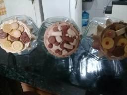 Vidros de biscuit