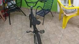 Bicicleta semi nova caloi