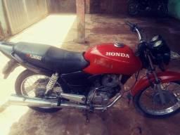 Vendo moto honda - 2002