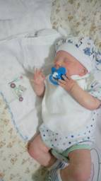 Bebê reborn promoção de natal