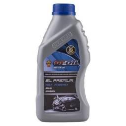 Oleo mineral 20w50 so 10zao o litro