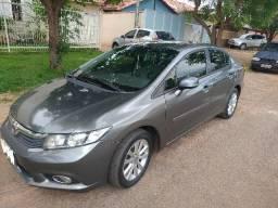 Honda Civic 12/13 - Melhor preço de Palmas - 2012