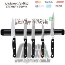 Barra magnetica - talheres, ferramentas e outros utensilios metalicos