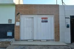 Casa para Locação com 02 Quartos no bairro Antônio Vieira - Juazeiro do Norte - CE
