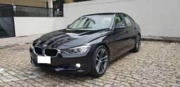 BMW 320i Active Flex, 56 mil km, revisada na BMW, com rodas da M5, impecável - 2014