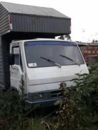 Caminhão Agrale Bau para Mudanças - 1986