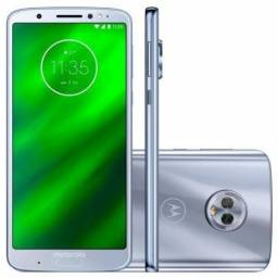 "Smartphone Motorola Moto G6 XT1925-13 4GB+64GB Lte Dual Sim 5.7"""