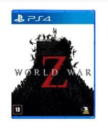 World War Z - troco por days gone