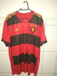 ad47f2aba9ee Camisa 1 Sport Recife 2017 Adidas TAM: EXG/2XL/2GG (maior tamanho