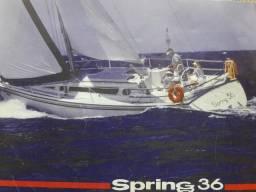 KIT em fibra do Veleiro Spring 38