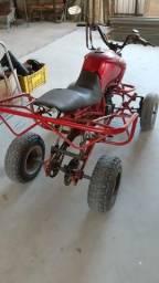 Quadriciclo 250cc - 2008