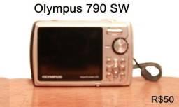 Camera Digital Olinpicus A proga dagua