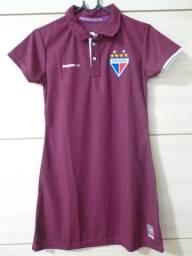 Camisa Fortaleza Escudetto Vestido Fortaleza Açaí