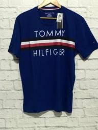 Camisa Tommy Hilfiger - Gola Redonda