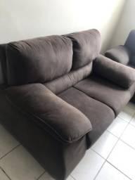 Vendo sofá de 2 lugares