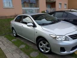 Toyota Corolla GLI 1.8 Flex - Prata