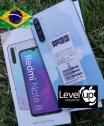 Esse vale! Redmi Note 8 64 gb da Xiaomi. Novo Lacrado com Garantia e Entrega